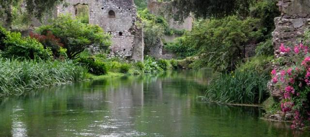 Jardín De Ninfa, Italia.