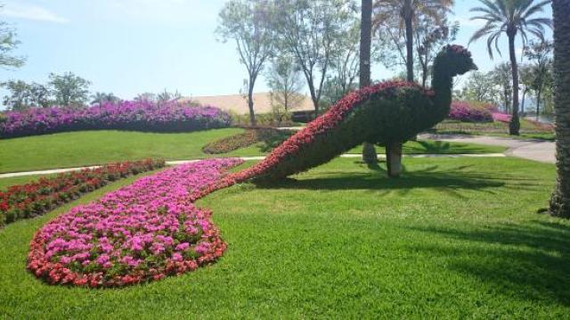 Jardín de las cuatro estaciones jardines de méxico