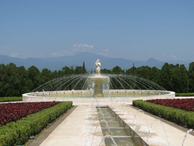 Jardin Italiano jardines de Mexico