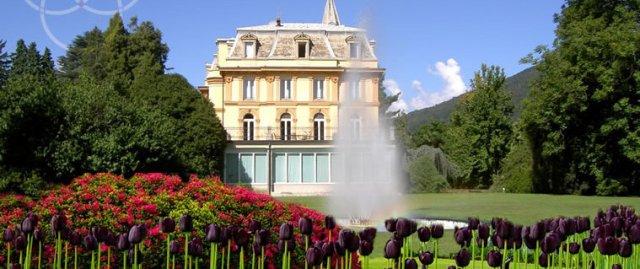 Jardin Villa Taranto - Italia