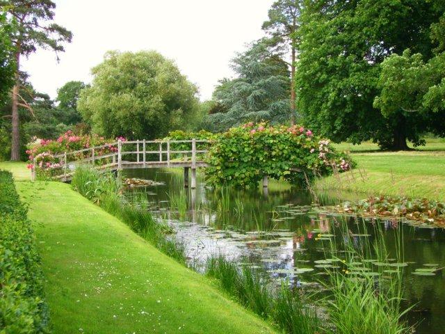 Jardines del Castillo de Hever, Kent