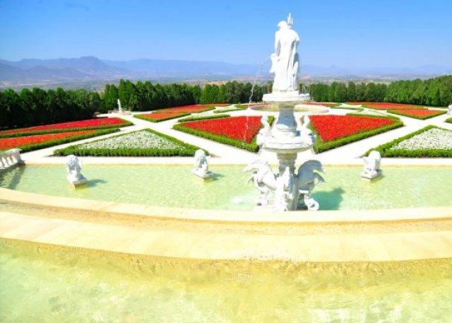 Jardines temáticos en México