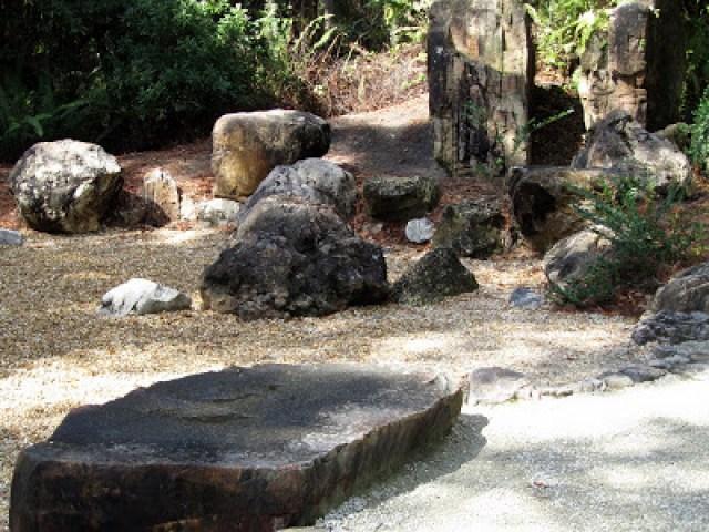 Roji-en Jardin de las gotas de rocio - Jardin Japones