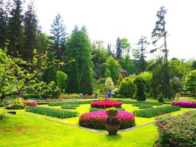 Villa Taranto - El jardin mas bello de Italia