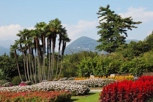 Villa Taranto - El mas bello jardin de Italia