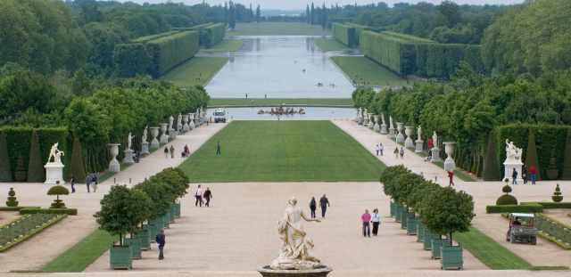 Foto de los Jardines de Versalles