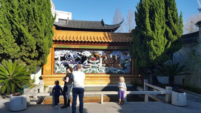 Fotos jardin chino de la amistad en Sidney