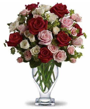 Imagen de ramo de rosas