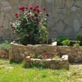 imagenes de jardineras de piedra