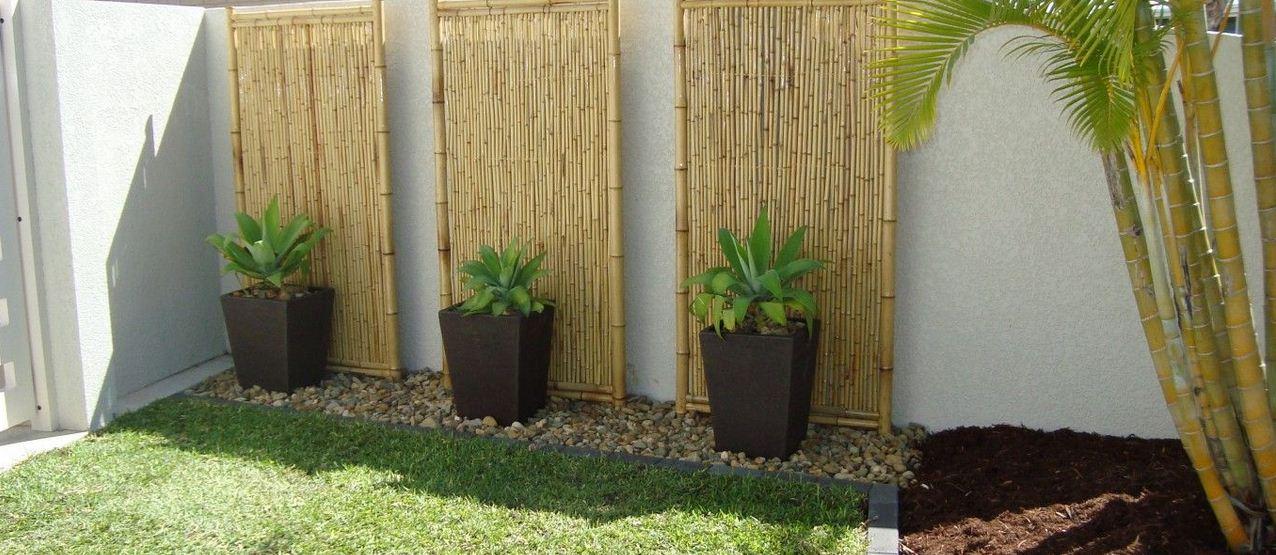 Imagenes de ideas para decorar el jardin con bambu - Cosas para el jardin ...