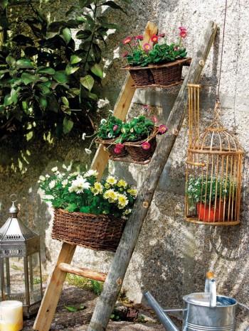 imagenes de ideas para realizar un jardin vertical casero uc