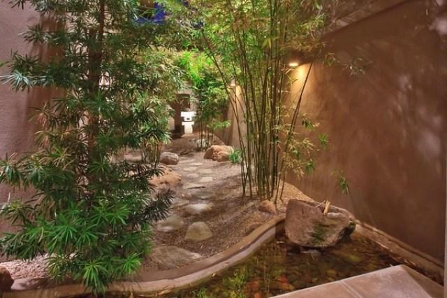 Bamboo Garden Jardin Bambu