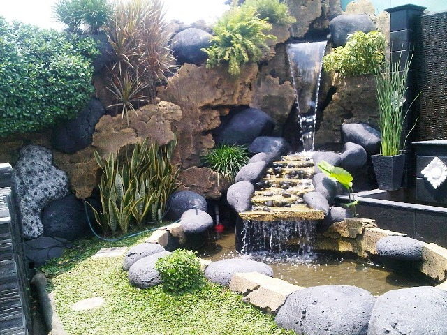 Fotos de jardines modernos para casas for Jardines minimalistas