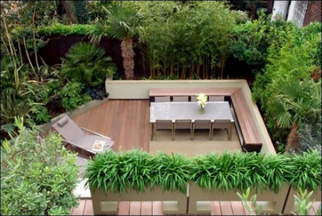 Imagenes de jardines modernos