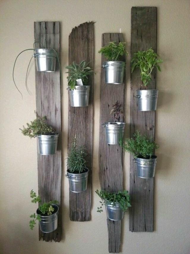 Como hacer jardines verticales en casa imagenes