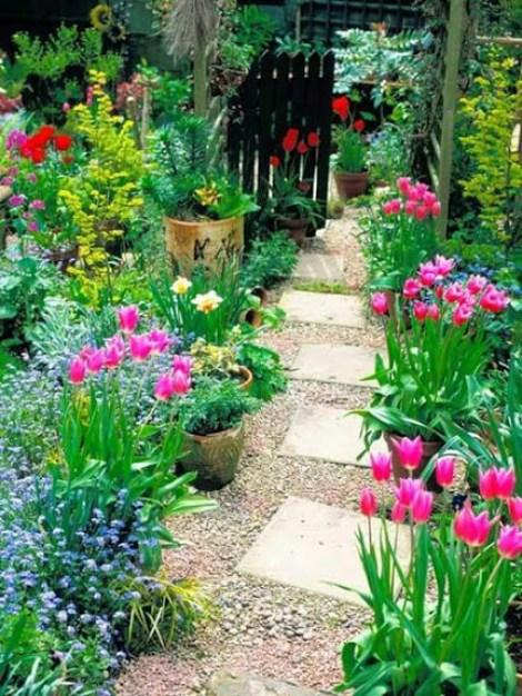 Fotos de jardines para celular