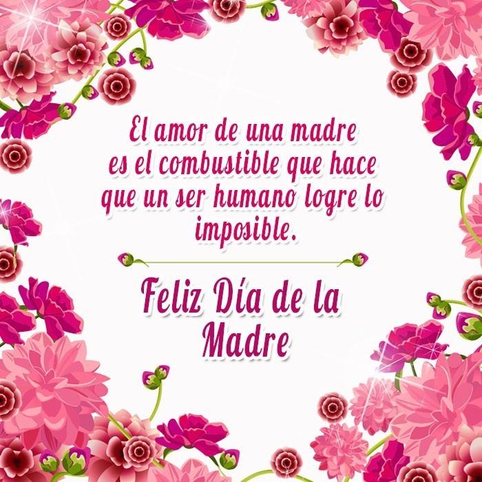 Imagenes de rosas con mensajes para mama en su dia - Cosas para el dia de la madre ...