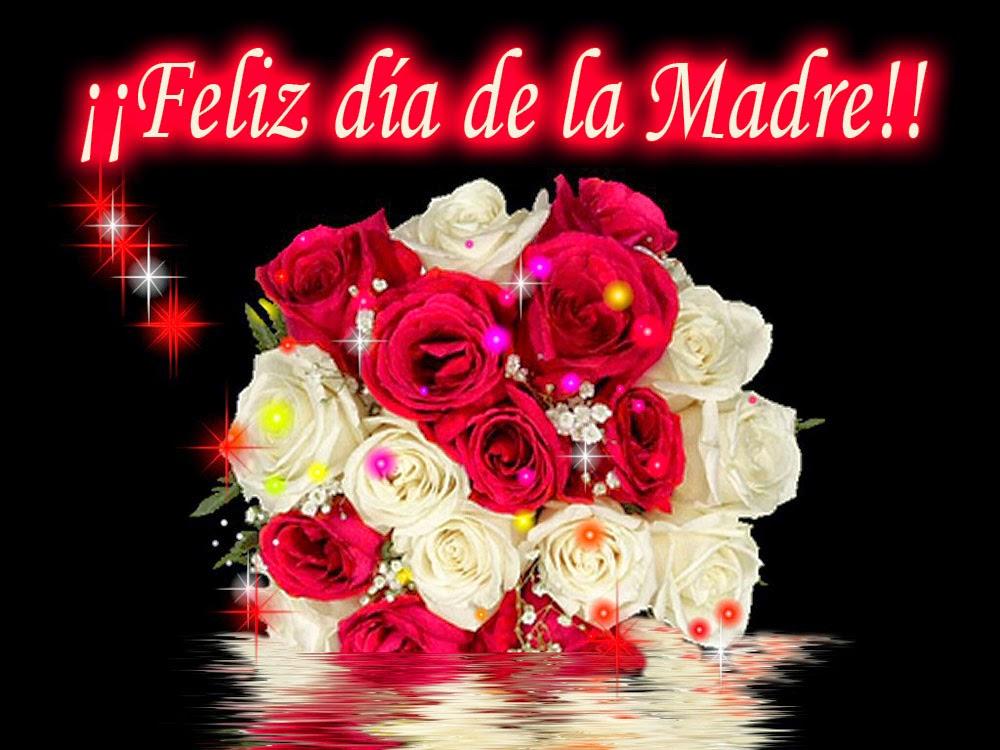 Imagen Feliz Día De La Madre: Imagenes De Flores Feliz 10 De Mayo Dia De Las Madres