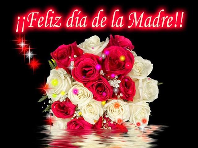 Imagenes de rosas feliz dia de la madre el 10 de mayo