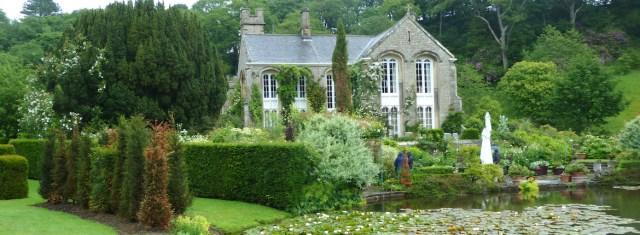 Imagenes del Hermoso Jardin Gresgarth Hall