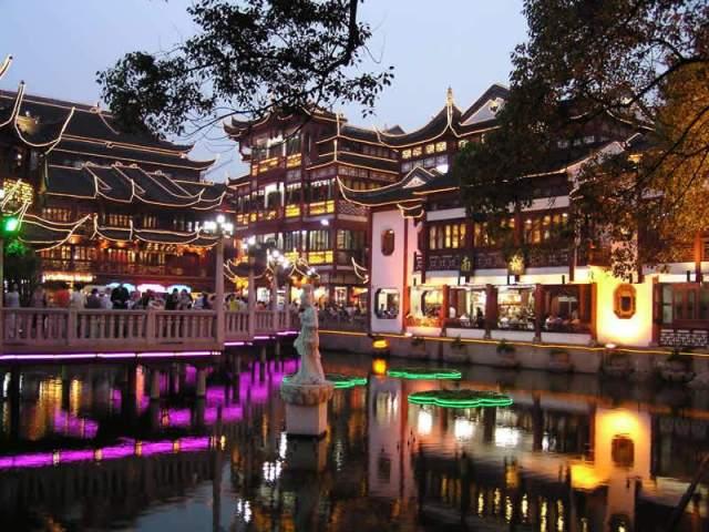 Shanghai Jardin Yuyuan Fotos