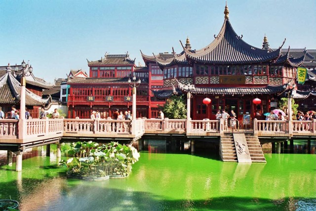 Shanghai Jardines Yuyuan