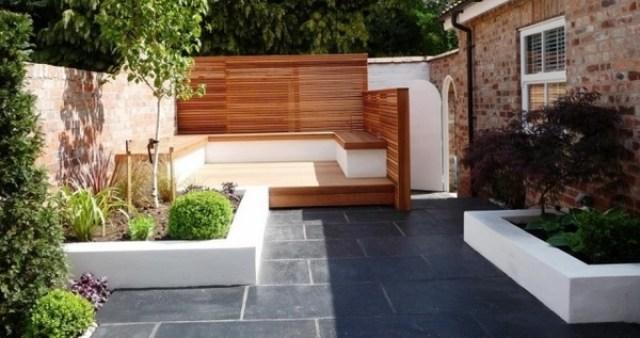 Diseño de jardines modernos imagenes