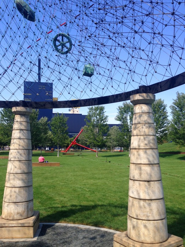 Fotos del Jardín De La Escultura de Minneapolis en Estados Unidos