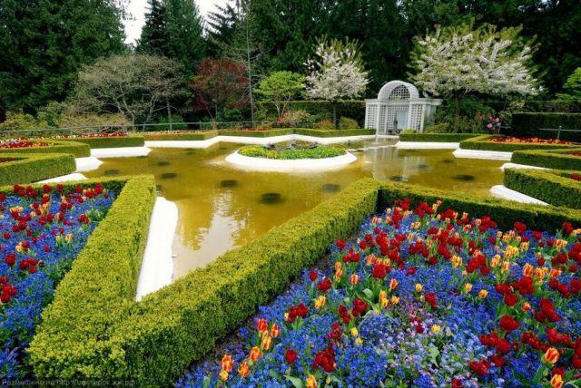 Fotos del Jardin Butchart