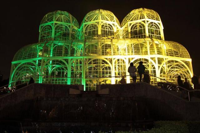 Fotos del Jardin en Brasil Curitiba
