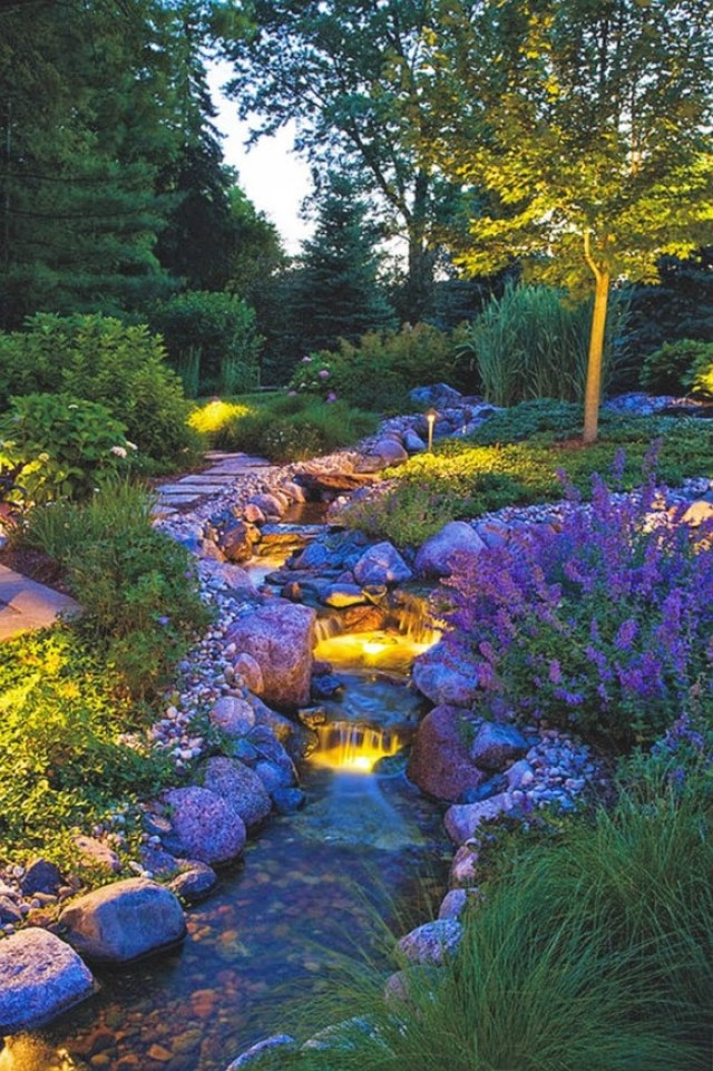 Imágenes de jardines para compartir en facebook