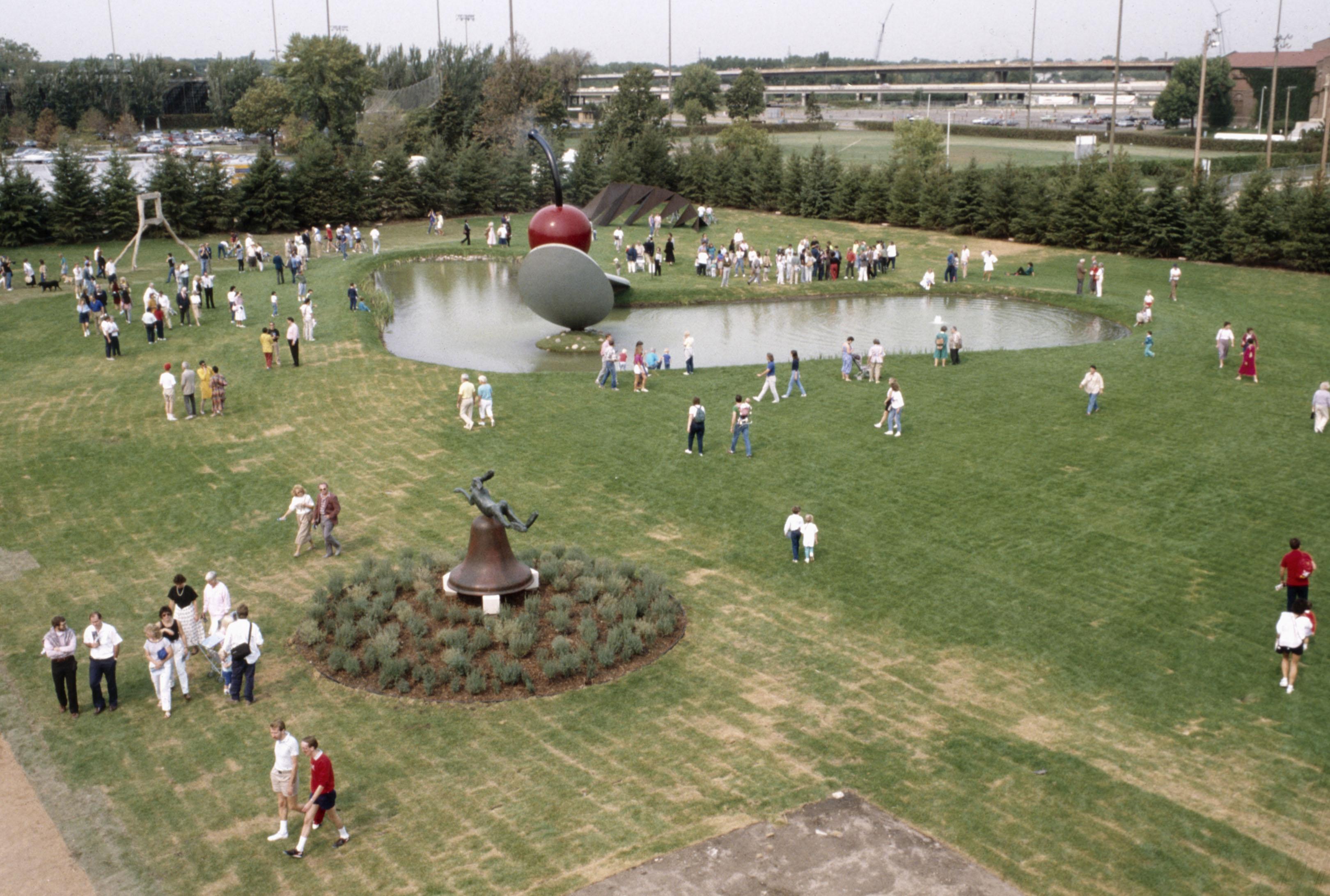 Imagenes del jard n de esculturas minneapolis - Esculturas para jardines ...