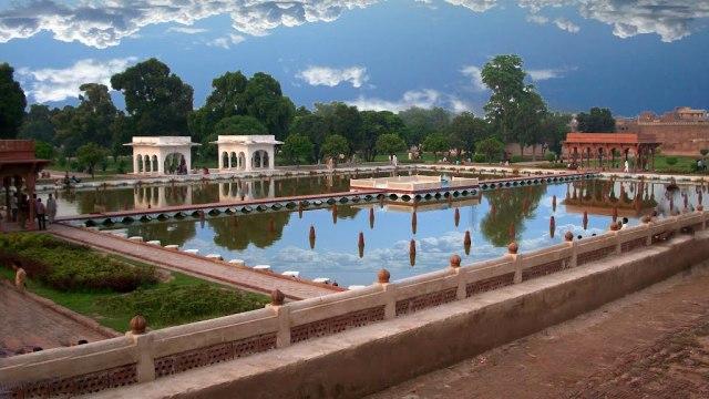 Imagenes Jardín Shalimar Lahore