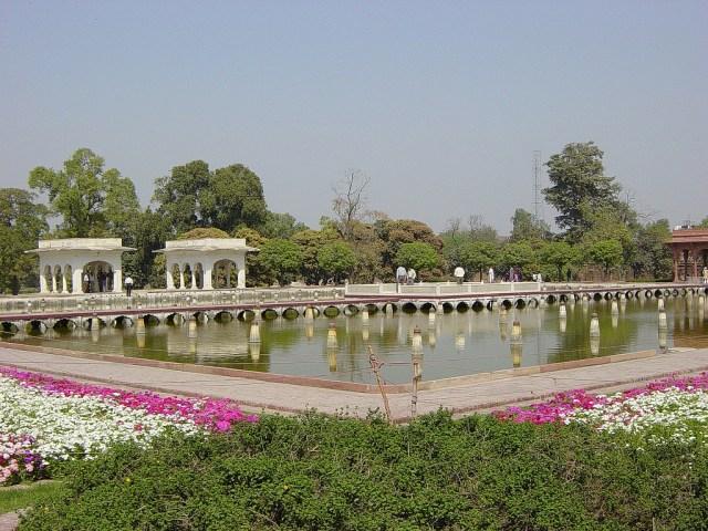 Imagenes Jardin Shalimar para fondo celular