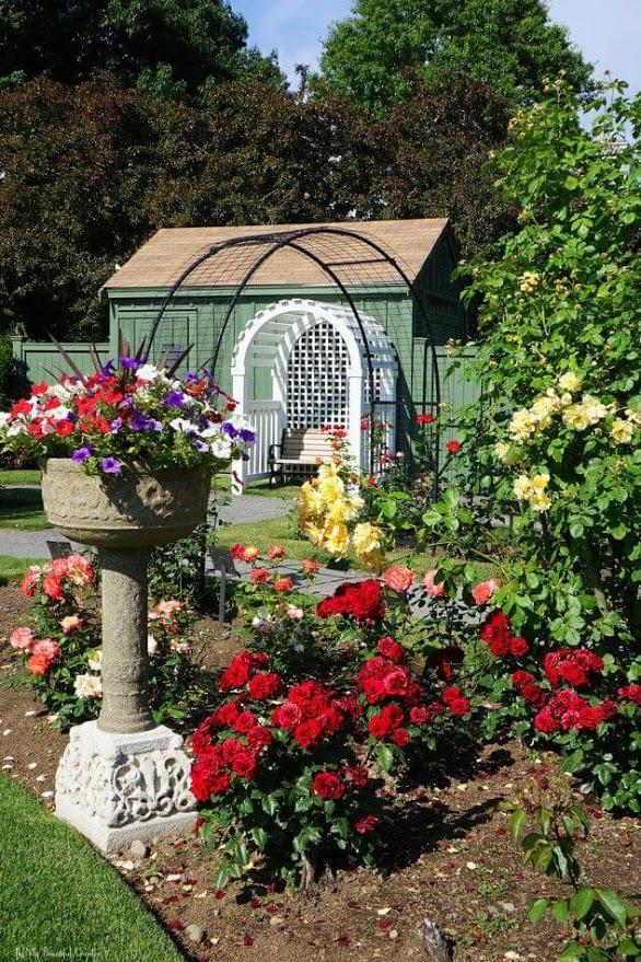Imagenes de casas con jardines - Fotos de jardines de casas ...