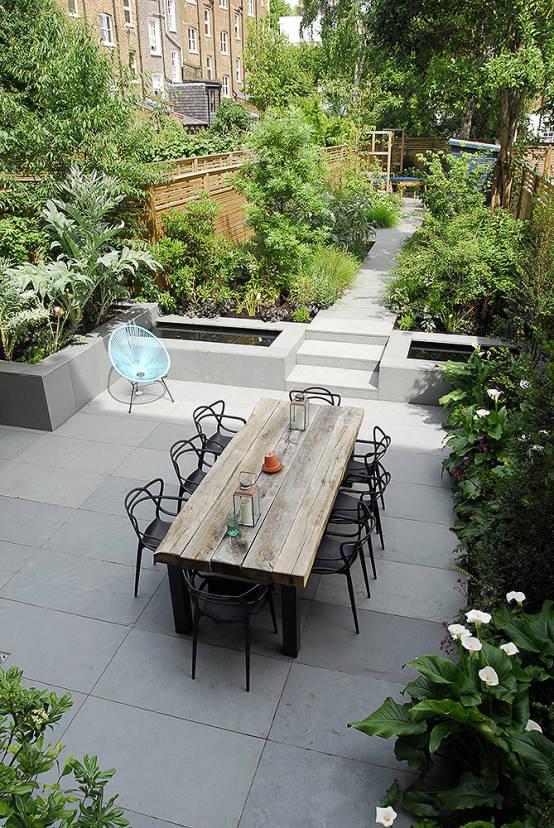 Imagenes con ideas para dise os de jard n for Proyectos de jardines