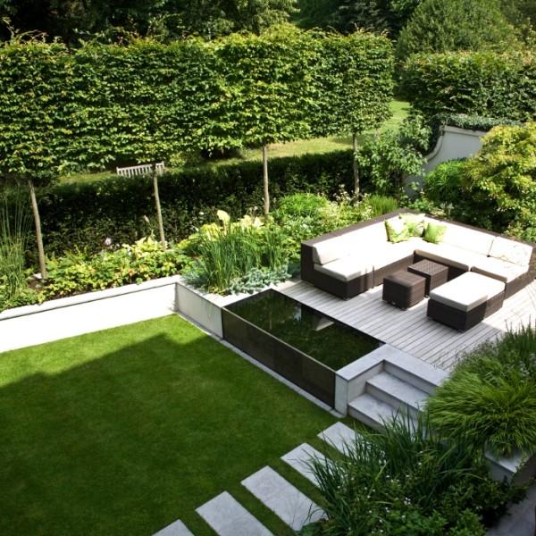 Imagenes con ideas para dise os de jard n - Cosas para el jardin ...