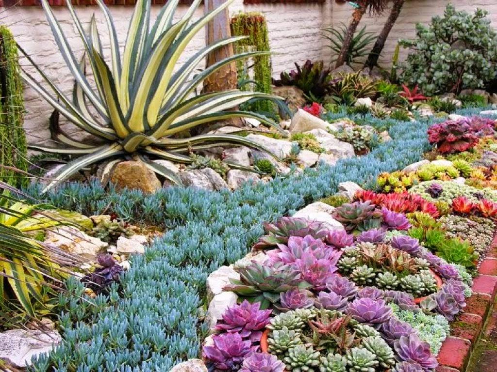 ucimagenes de jardines decorados con floresud