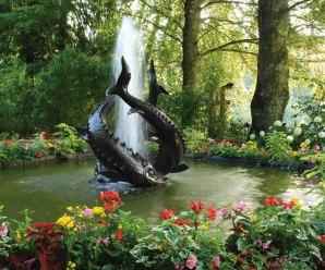 Bellísimas Imagenes Del Jardin Butchart En Canadá