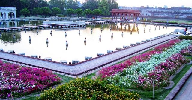 Jardin Shalimar Imagenes bonitas
