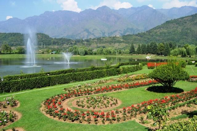 imagenes del Jardín Shalimar en Lahore