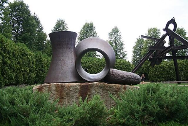 jardin de esculturas Minnesota