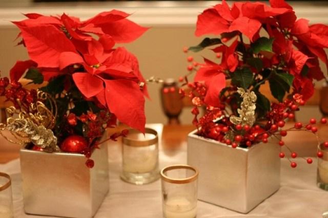 como-decorar-con-flores-navidenas