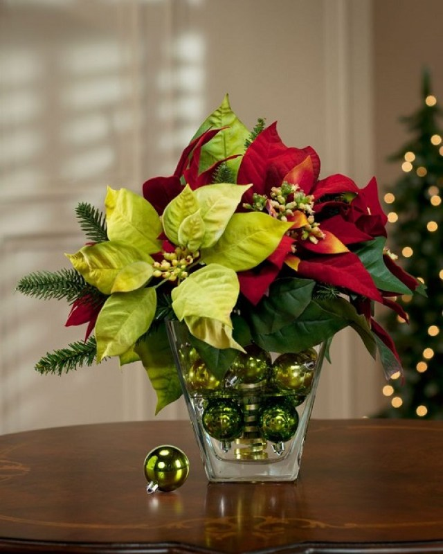 ideas-de-decoracion-con-lindas-flores-de-navidad