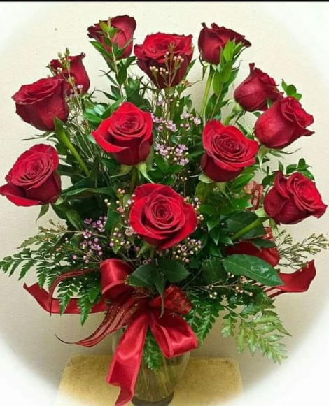 Imagenes de Ramos De Rosas Rojas Para San Valentín