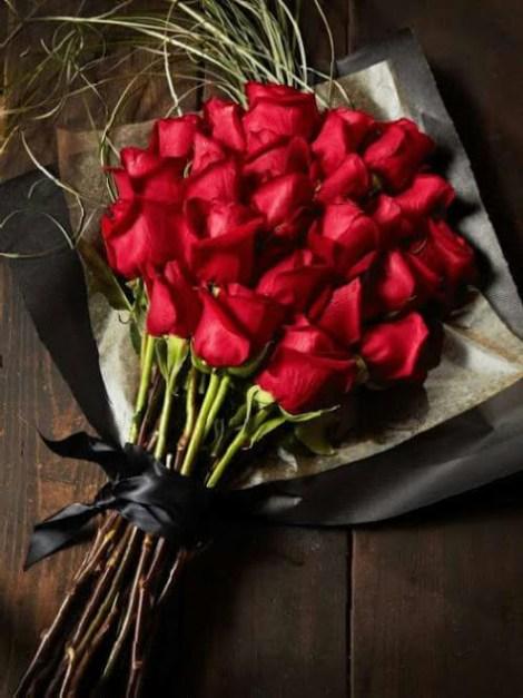 Imagenes de ramos de rosas rojas para enviar por whatsapp