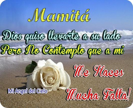 Amor Frases Para La Madre Fallecida Www Imagenesmi Com