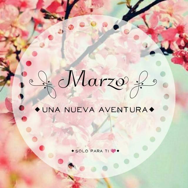 Imagenes con flores para dar la bienvenida a marzo