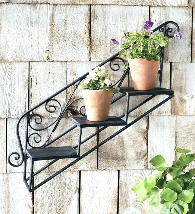 Hierro forjado decoracion Para el jardín