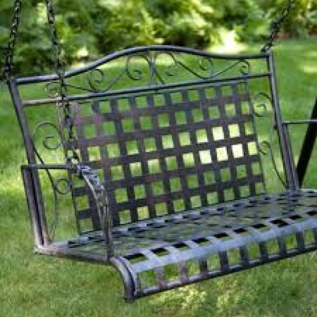 Ideas de decoracion para el jardín con hierro